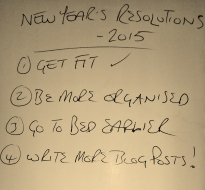 New years res